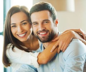 husband and wife facing bankruptcy
