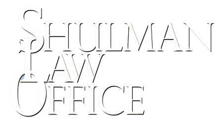 shulman law office logo