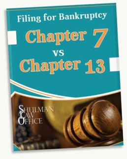difference between chapter 7 and chapter 13