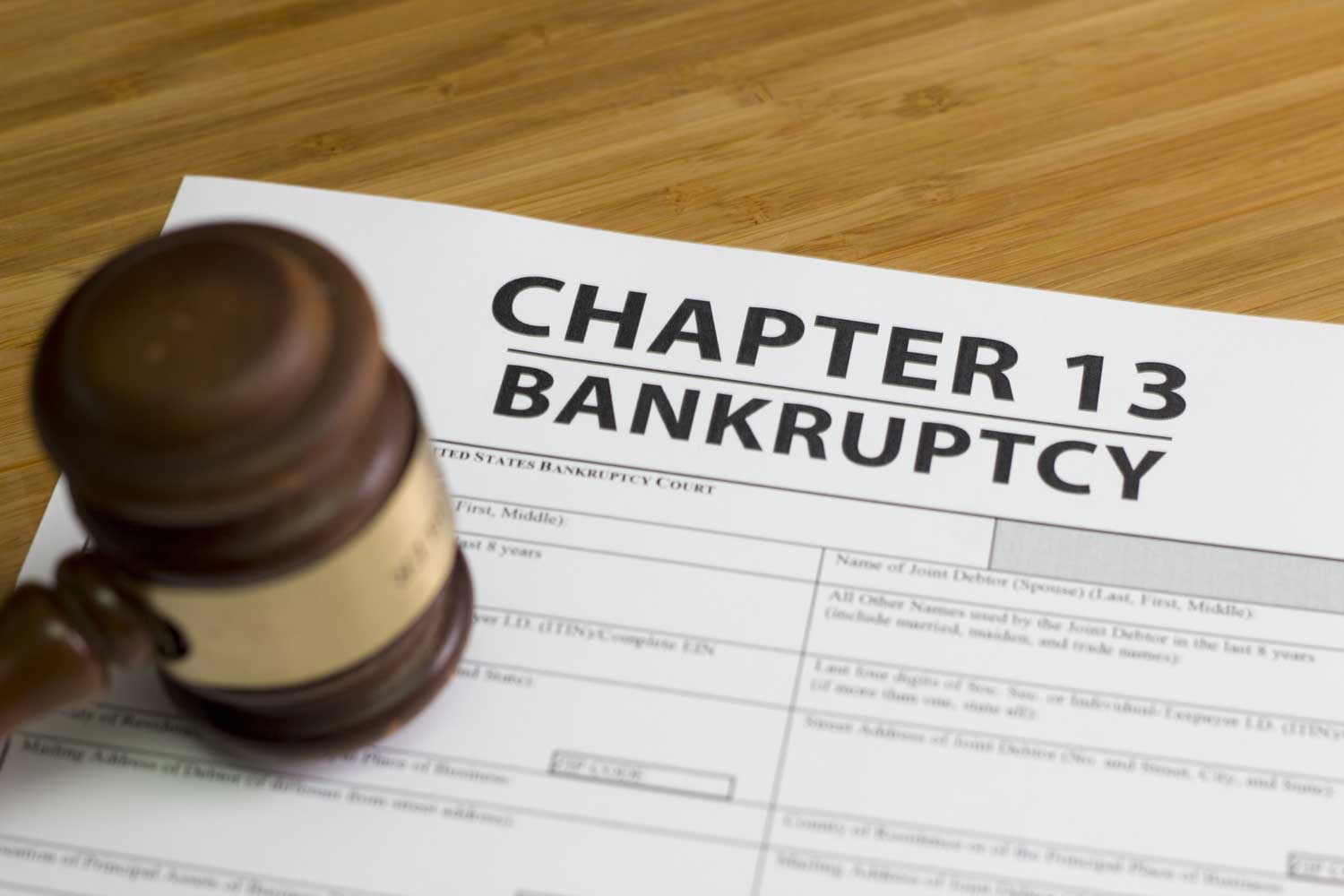 Bankruptcy Attorney Assists With a Chapter 13 Case